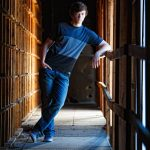 Male model senior portrait Milford Michigan photography