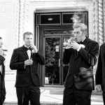 Groom and groomsmen Wedding photography milford michigan photography