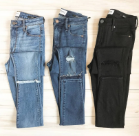 Denim Daze – Meet the coveted Parker Smith Denim